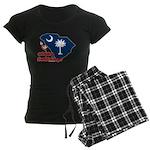 ILY South Carolina Women's Dark Pajamas