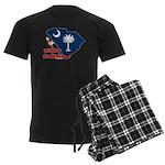 ILY South Carolina Men's Dark Pajamas