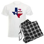ILY Texas Men's Light Pajamas