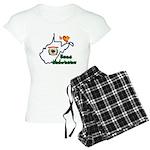 ILY West Virginia Women's Light Pajamas