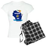 ILY Wisconsin Women's Light Pajamas