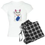 ILY Neko Cat Women's Light Pajamas