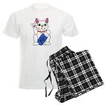 ILY Neko Cat Men's Light Pajamas