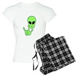 ILY Alien Women's Light Pajamas