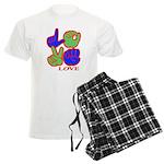 Square F.S. LOVE Men's Light Pajamas