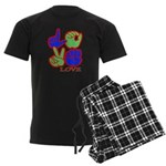 Square F.S. LOVE Men's Dark Pajamas