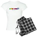 Got ASL? Rainbow CC Women's Light Pajamas