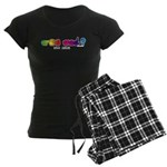 Got ASL? Rainbow CC Women's Dark Pajamas