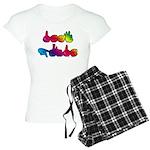 Deaf Pride Rainbow Women's Light Pajamas