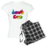 DEAF CAN Rainbow Women's Light Pajamas