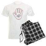 Earthy Petro EyeHand Men's Light Pajamas
