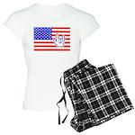 ILY Flag Women's Light Pajamas