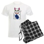 ManekiNeko Men's Light Pajamas