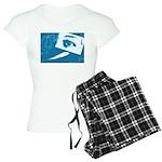 Chain Eye Women's Light Pajamas