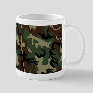 Camouflage Pattern Mug