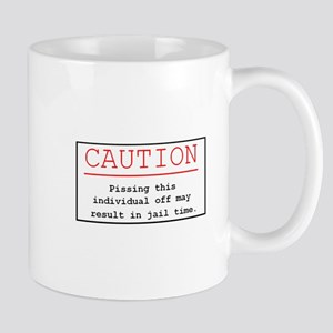 """You've Been Warned"" Mug"