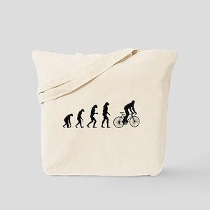 Evolution cycling Tote Bag