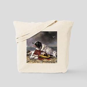 Landseer Saved Tote Bag