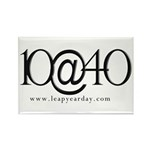 10@40 Rectangle Magnet (100 pack)