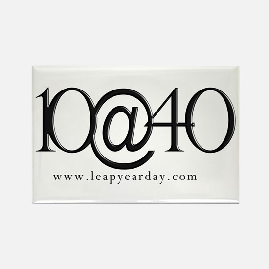 10@40 Rectangle Magnet