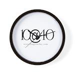 10@40 Wall Clock