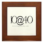 10@40 Framed Tile