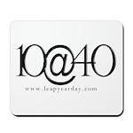 10@40 Mousepad