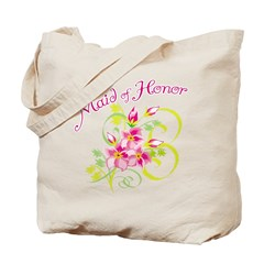 Maid of Honor Tote Bag