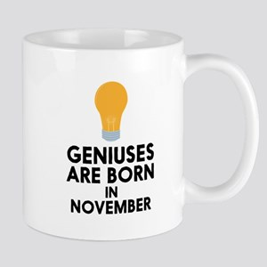 Geniuses are born in NOVEMBER Cz5t1 Mugs
