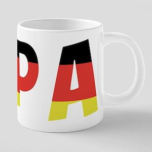 0ct204 20 oz Ceramic Mega Mug