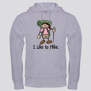 Hike Itasca (Girl) Hooded Sweatshirt