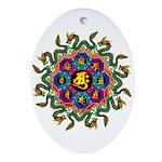Ryuu-eto1 Ornament (Oval)