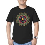 Ryuu-eto1 Men's Fitted T-Shirt (dark)