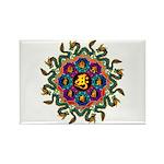 Ryuu-eto1 Rectangle Magnet (100 pack)