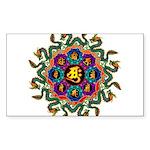 Ryuu-eto1 Sticker (Rectangle 50 pk)