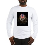 Twin Towers In His Hands Long Sleeve T-Shirt