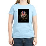 Twin Towers In His Hands Women's Light T-Shirt