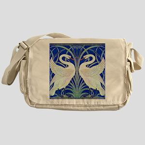 THE SWANS Messenger Bag