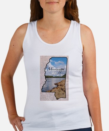 Funny State Women's Tank Top