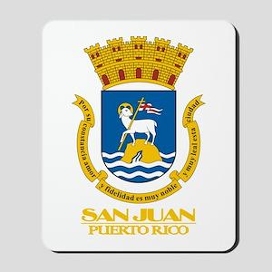 San Juan COA Mousepad