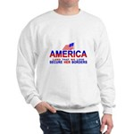 Border Patrol Secure Our Bord Sweatshirt