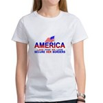 Border Crossing Secure Our Bo Women's T-Shirt