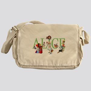 ALICE AND FRIENDS Messenger Bag