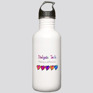Dialysis III Stainless Water Bottle 1.0L