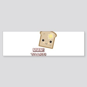 MMM! Toast Sticker (Bumper)