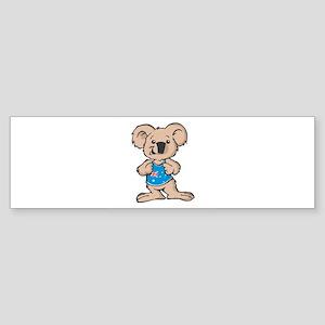 Australian Koala Sticker (Bumper)