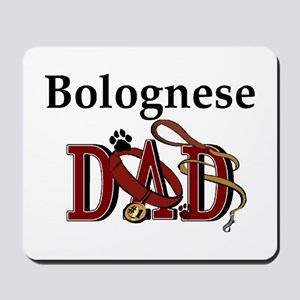 Bolognese Dad Mousepad