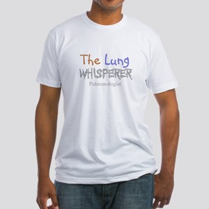 Whisperer Professions Fitted T-Shirt