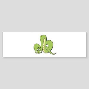 Boa Constrictor Sticker (Bumper)