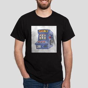 Slot Machine Dark T-Shirt